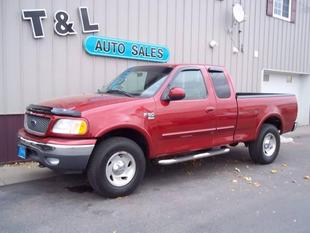 2001 Ford F-150 XLT SuperCab