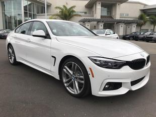 2018 BMW 440 Gran Coupe i