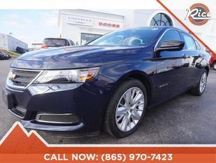 2015 Chevrolet Impala 1LS
