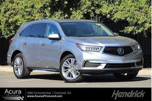2018 Acura MDX 3.5L w/Technology Package