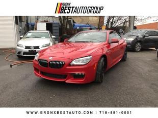 2014 BMW 650 Gran Coupe i xDrive