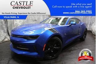 2018 Chevrolet Camaro 2LT