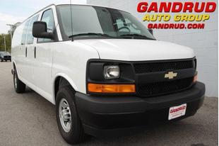 2017 Chevrolet Express 2500 Work Van