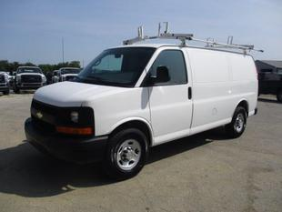 2010 Chevrolet Express 2500 Work Van