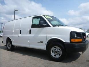 2006 GMC Savana 3500 Work Van