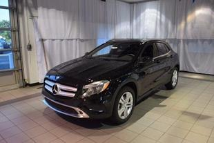 2017 Mercedes-Benz GLA 250 Base 4MATIC