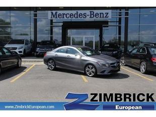 2014 Mercedes-Benz CLA250C