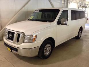 2012 Nissan NV Passenger 3500 SV