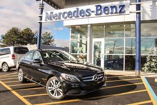 2018 Mercedes-Benz C 300 4MATIC