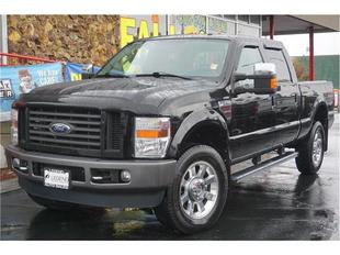 2009 Ford F-350 FX4