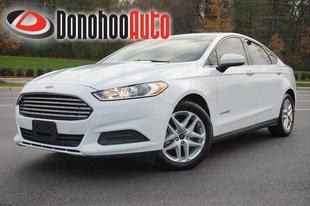2014 Ford Fusion Hybrid S