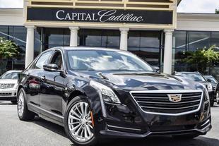 2018 Cadillac CT6 2.0L Turbo Standard