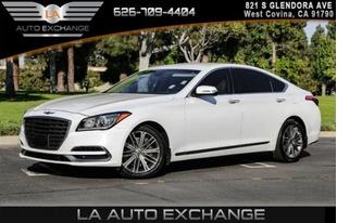 Used Genesis G80 West Covina Ca