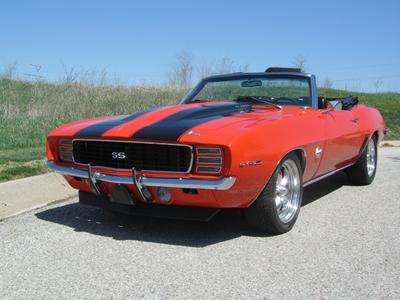Used 1969 Chevrolet Camaro for Sale Near Me | Cars com