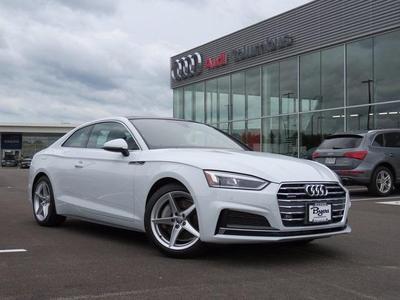 2018 Audi A5 2.0T Premium quattro