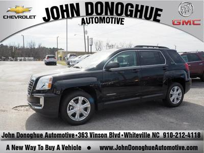 New 2017 GMC Terrain SLE-2