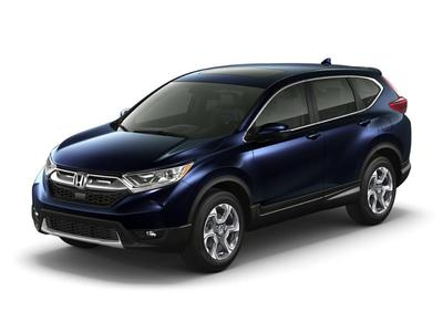 Used 2017 Honda CR-V EX-L