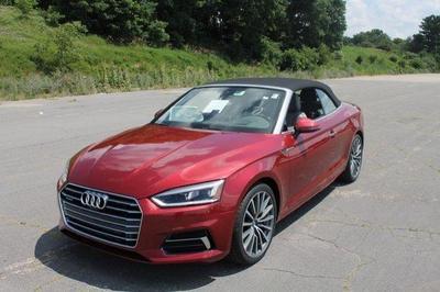 New 2018 Audi A5 2.0T Premium quattro