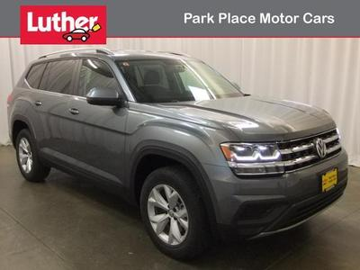 New 2018 Volkswagen Atlas 3.6L S