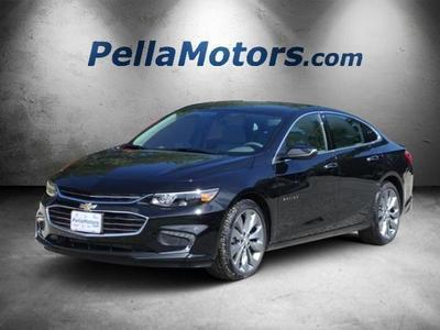 New 2016 Chevrolet Malibu Premier