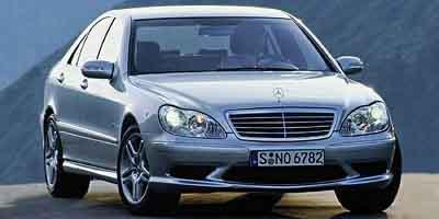 Used 2004 Mercedes-Benz S500 4MATIC