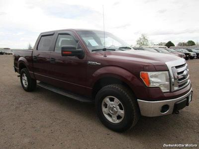 Used 2010 Ford F150 XLT