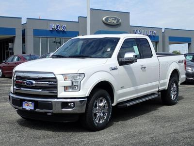 New 2015 Ford F-150 Lariat