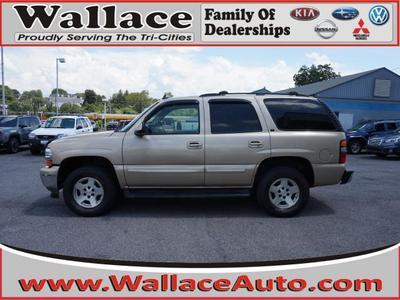 Used 2006 Chevrolet Tahoe LT