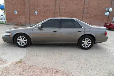 Used 2001 Cadillac Seville STS