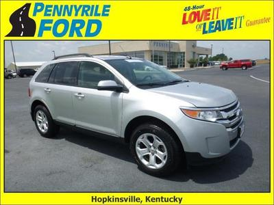 Certified 2013 Ford Edge SEL