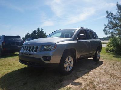 New 2015 Jeep Compass Sport