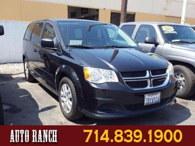 Used 2014 Dodge Grand Caravan AVP/SE