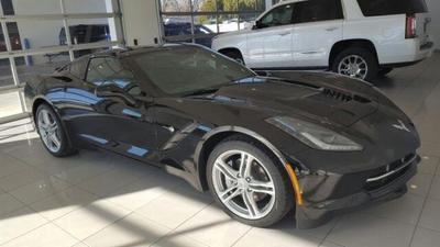 New 2017 Chevrolet Corvette Stingray