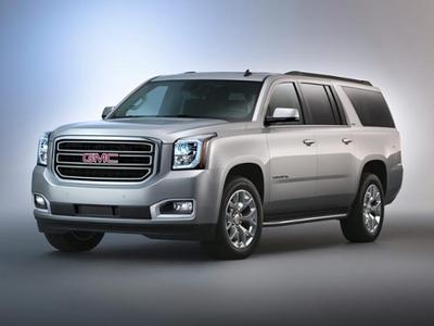 New 2017 GMC Yukon XL SLT