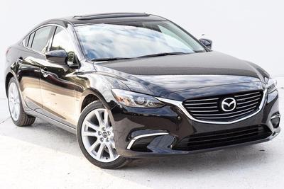 New 2017 Mazda Mazda6 i Touring
