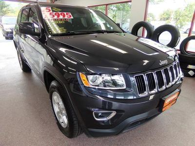 Certified 2015 Jeep Grand Cherokee Laredo