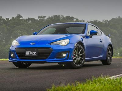 New 2017 Subaru BRZ Series.Yellow