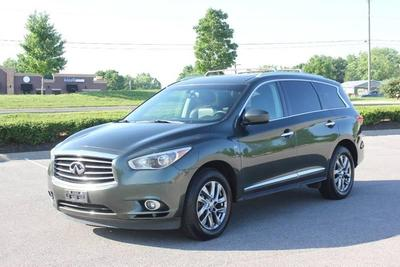 Used 2014 INFINITI QX60 Base