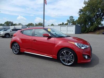 Used 2016 Hyundai Veloster Turbo