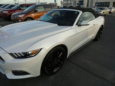 New 2017 Ford Mustang EcoBoost Premium