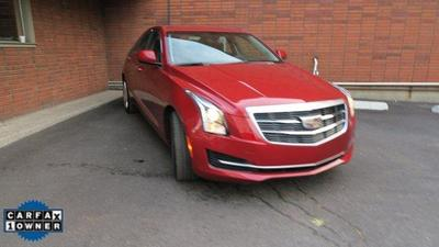 Certified 2015 Cadillac ATS 2.0L Turbo