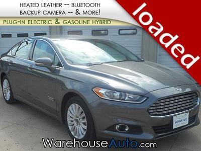 Used 2014 Ford Fusion Energi SE Luxury