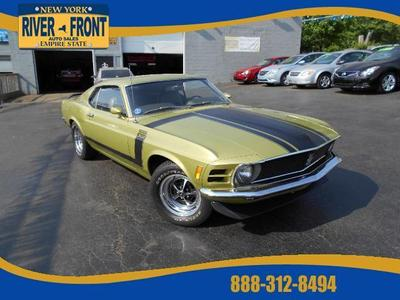 Used 1970 Ford Mustang Boss 302