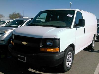 Used 2014 Chevrolet Express 1500 Work Van