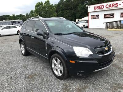 Used 2014 Chevrolet Captiva Sport LTZ