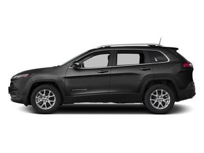 New 2018 Jeep Cherokee Latitude Plus
