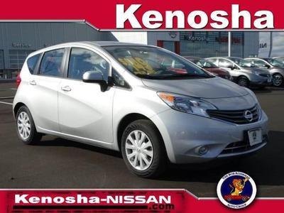 New 2014 Nissan Versa Note S