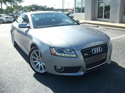 Used 2011 Audi A5 2.0T Premium Plus quattro