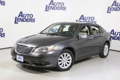 Used 2014 Chrysler 200 Limited