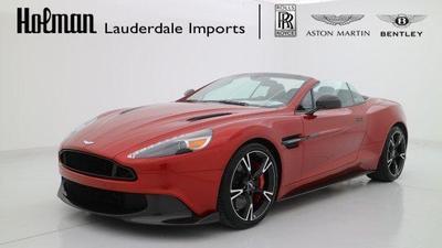 New 2018 Aston Martin Vanquish Volante S